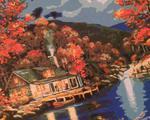 Картина Сказочная осень