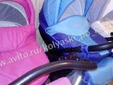 Модульные детские коляски 2 в 1