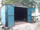 Продаю металлический гараж 29,5  м2